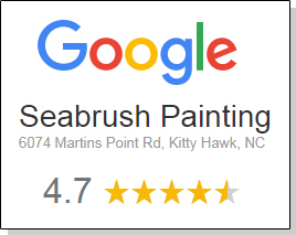 Sea Brush Painting